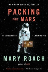 Packing for Mars (paperback) by Mary Roach